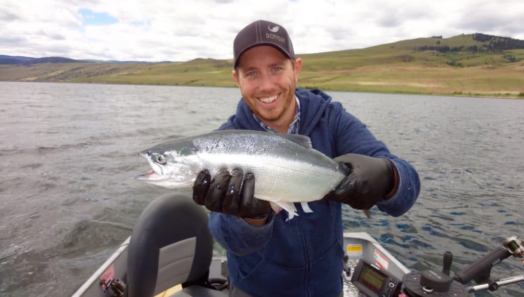 Understanding kokanee fishing techniques for Salmon fishing tackle tips and techniques