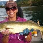 Columbia River Walleye Fishing- Castlegar