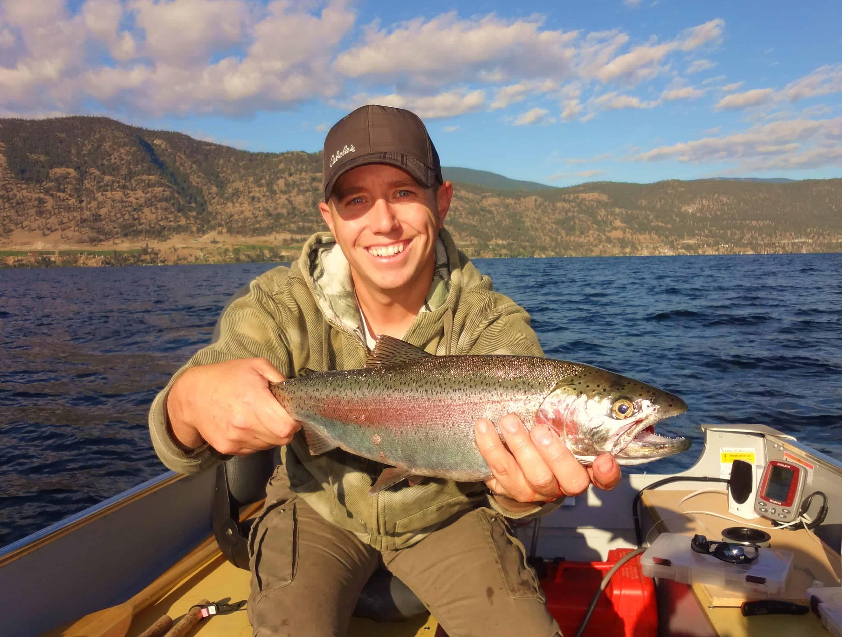 Okanagan Lake Hotspot