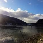 Winter Rainbow Trout Fishn on The Columbia River, Castlegar BC