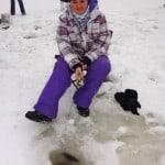 OFGC Youth Ice Fishing Day, Beaver Lake Resort BC