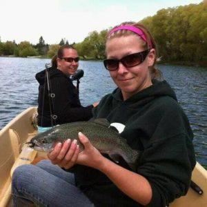 trout baynes lake
