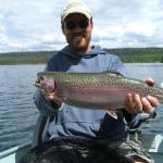 Early Spring Fly Fishing & Lake Turnover