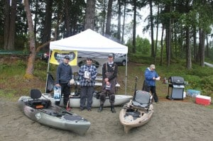 Kayak Bass Event