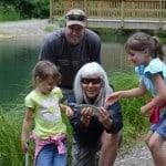 Family Trip to Learn to Fish Program – Kootenay Trout Hatchery
