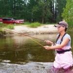 Drift Fishing the Kettle River