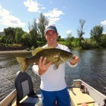 Bass Fishing in Osoyoos – Video