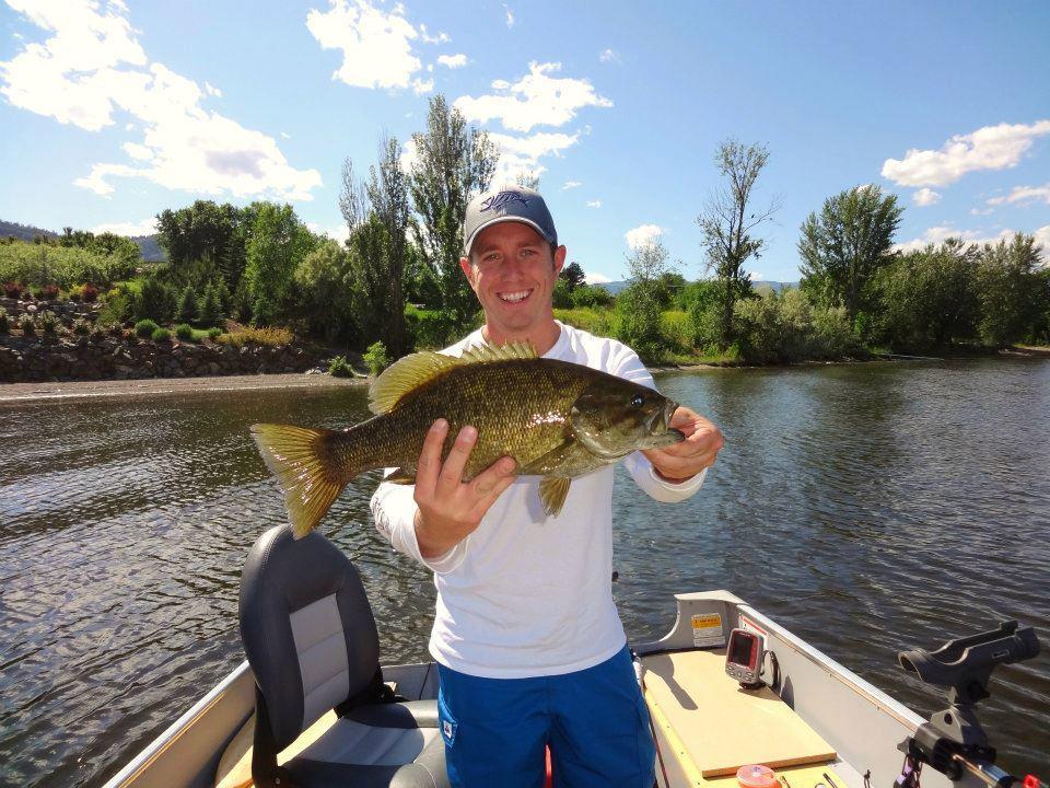 Bass Fishing in Osoyoos - Video - BC Fishn