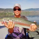 Summer Fishing Tactics for Rainbow Trout