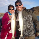 Walleye Fishing Banks Lake – Washington