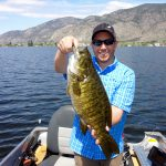 Drop Shotting for Pre & Post Spawn Smallmouth Bass