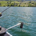Tip – Fishing Line Setbacks off Downriggers