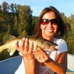 Walleye Fishing the Columbia River – The West Kootenay's Best Kept Secret!