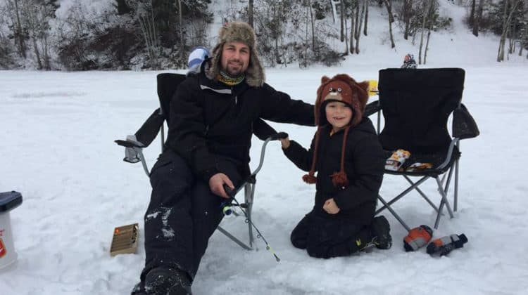 Upcoming Jan 6th 2018 Learn to Ice Fish Event – Central Okanagan