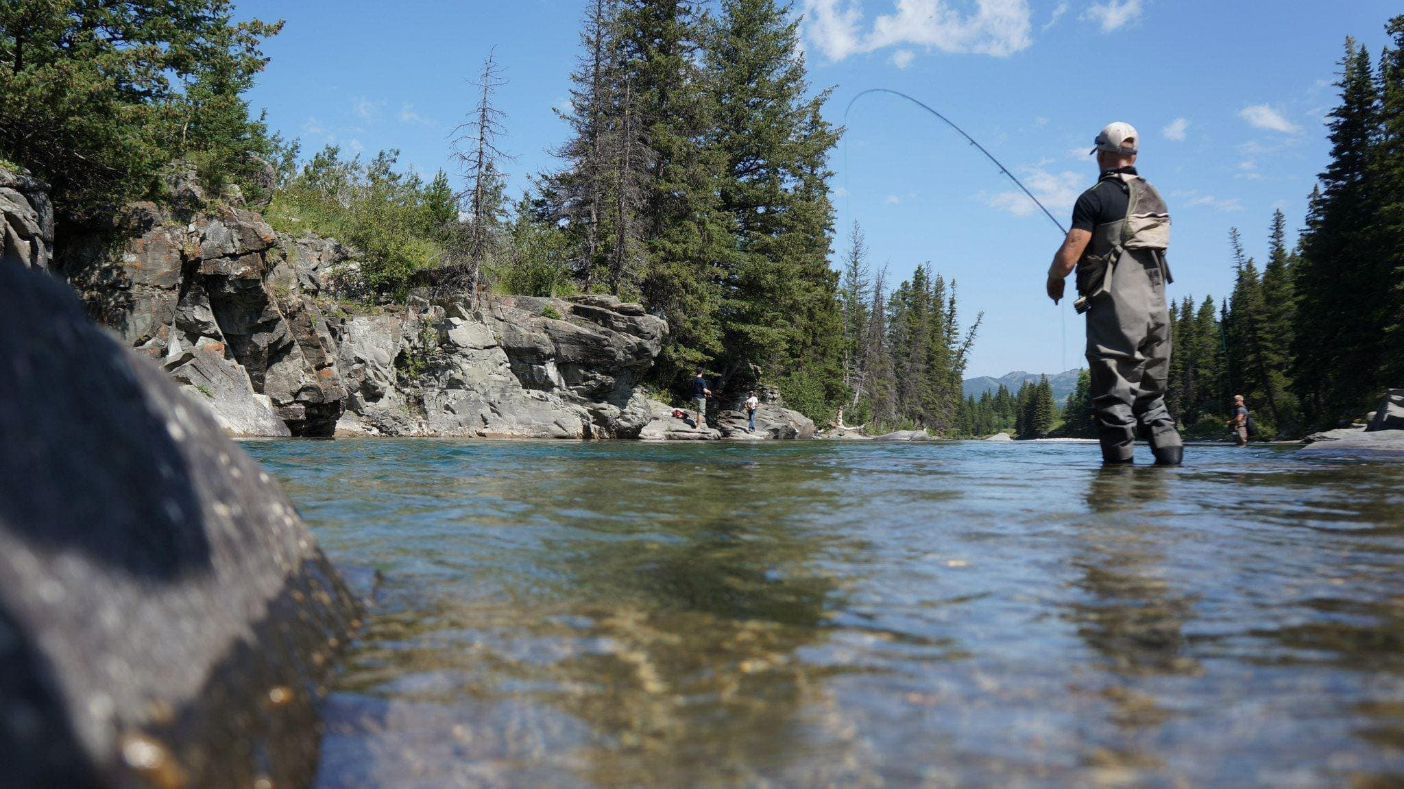 Tips techniques on how to fish rivers bc fishn for River fishing tips