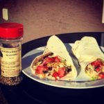 Baja Walleye or Perch Fish Tacos