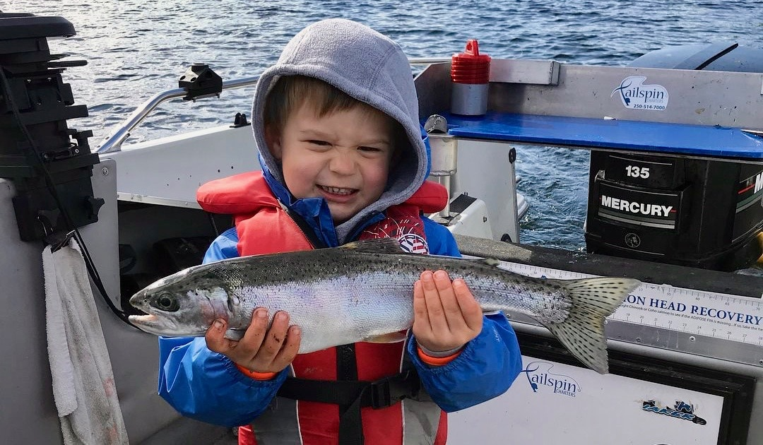Fall trolling tactics for rainbow trout bc fishn for Ice fishing videos on youtube